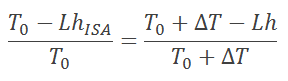 First part of equation